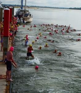 8th Annual Beaufort River Swim  Photo by Christina Bland/ESPB
