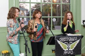 Friday night starts at Lowcountry Produce Market and Cafe with The Sweetgrass Angels playing from 6 – 9pm