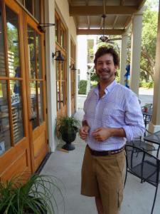 On wine and Beaufort: A talk with Robert Mondavi