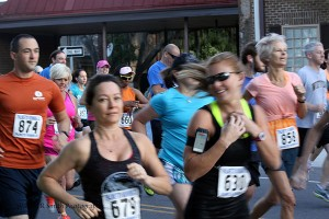 A Taste of Beaufort 5K: Running through history  Photo by Ryan Smith