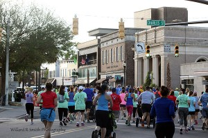 A Taste of Beaufort 5K: A race through history