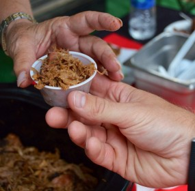 Food and fun satisfies at High on the Hog BBQ festival