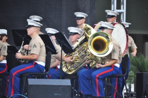 Parris Island Marine Band to perform at neighboring Port Royal's 4th of July celebration