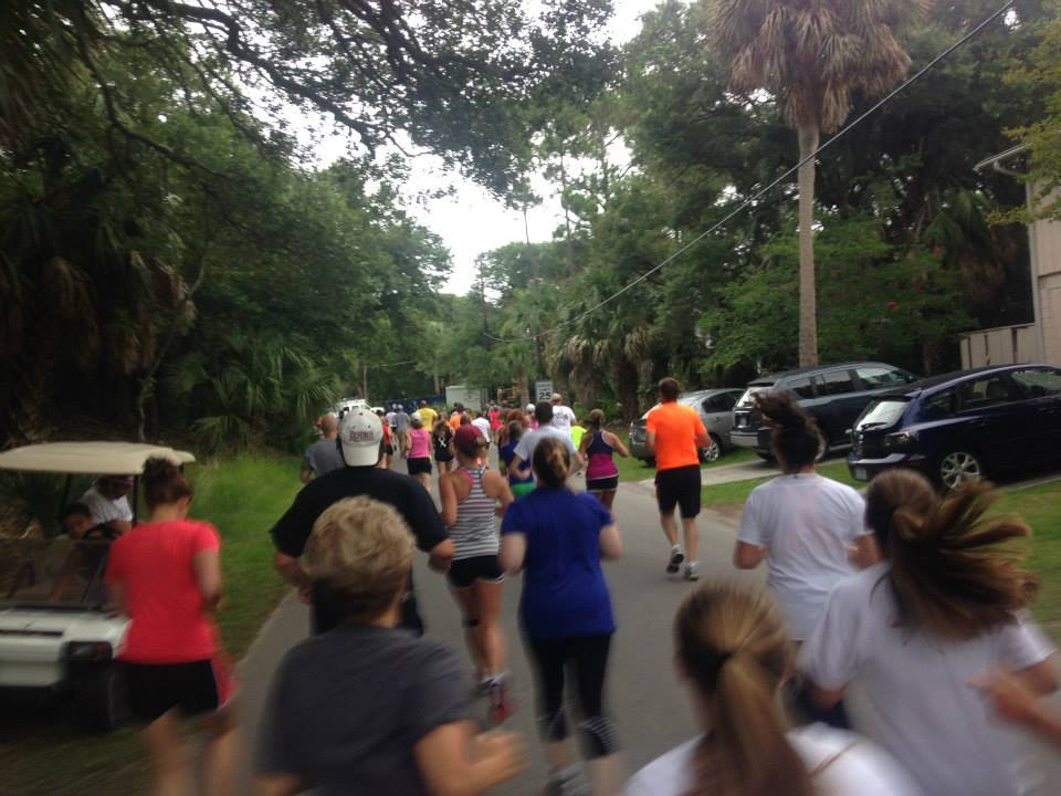A patriotic Independence Day 5K