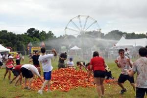Beaufort Tomato Festival  Photo by ESPB/Bob Sofaly