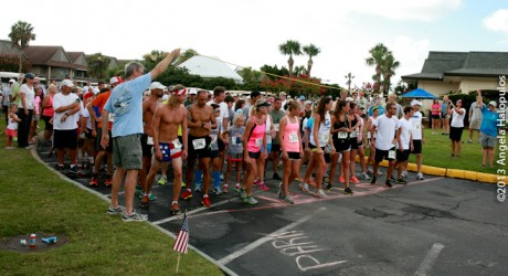 Fripp Island getting ready for July 4th with Independence Day 5K
