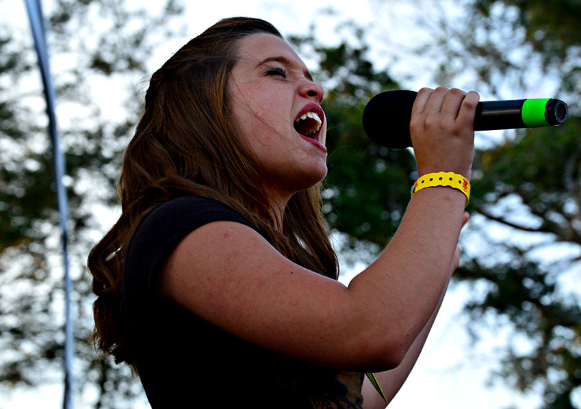 Beaufort shows off its local talent in the Water Festival's annual Talent Show