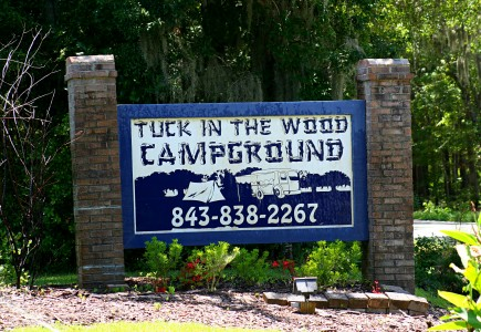 Tuck in the Wood Campground, St. Helena Island SC