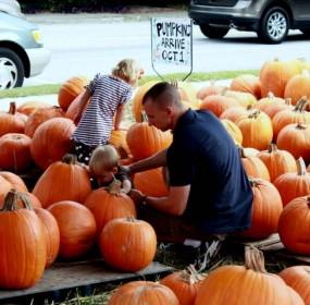 The Pumpkin Patch at Carteret Street UMC in downtown Beaufort opens Monday, Septemmber 29th.