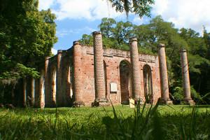 Old Sheldon Church Ruins, Yemassee, SC