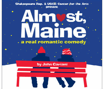 Shakespeare Rep brings 'Almost, Maine' to life at USCB