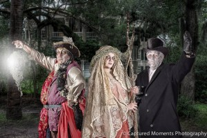 One of Beaufort's spookiest events, The Exchange Club of Beaufort's Annual Beaufort Ghost Tours, began October 10th, and run through October 30th