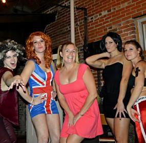 Junior Service League hosts annual spooky Halloween costume party
