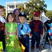 Thousands invade downtown in search of tricks or treats