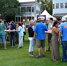 Shrimp Festival draws hungry Friday crowd