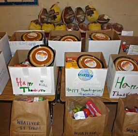 'The Giving' to provide free Thanksgiving meals for 6th straght year