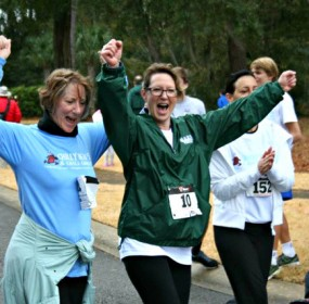 Beaufort's first Couch to 5k program kicks off again