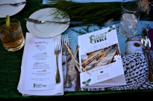 The Farmer's Table at Habersham: Celebrating our community through food  Photo by Stephanie Venz