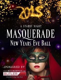 Masquerade Ball NYE