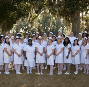 TCL honors 34 nursing program graduates