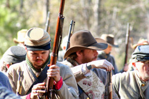 Battle of Pocotaligo reenacted at historic Frampton Plantation