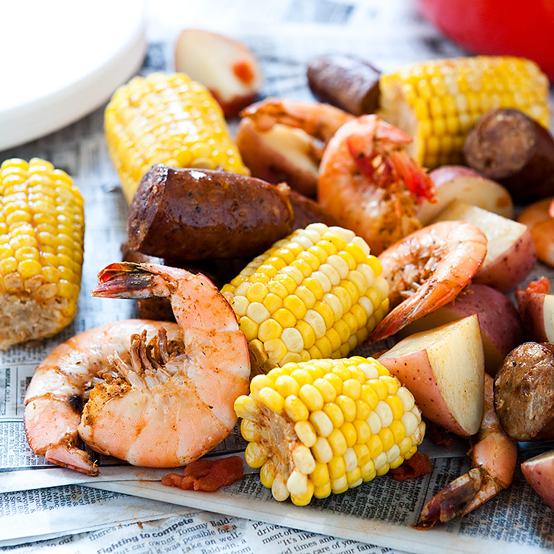 Lowcountry Food: The story of Frogmore Stew