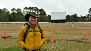 Rick Cohen at Beaufort's Highway 21 Drive In