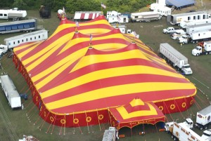The circus is coming to Beaufort