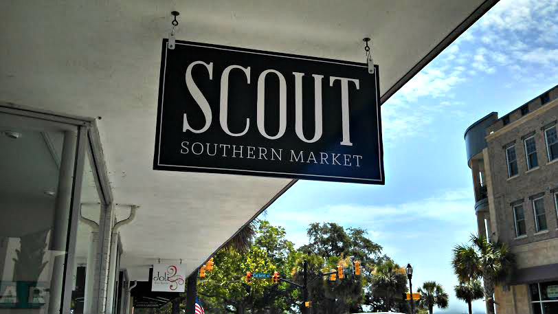 Scout Southern Market shares love of south, and of Beaufort