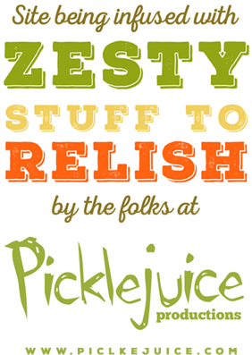PickleJuice Graphic & Web Design