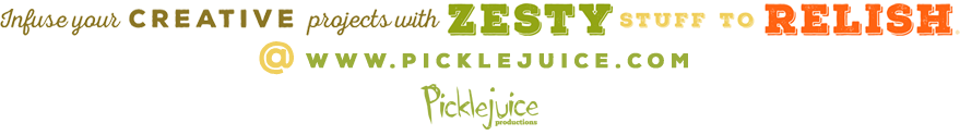 PickleJuice Beaufort Web Design & Graphic Design