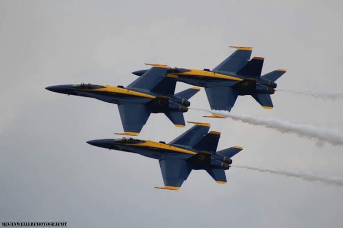 MCAS Beaufort AirShow pleases crowd of thousands  Photo by Megan Weller Photography