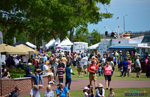 This weekend's A Taste of Beaufort festival: What you need to know