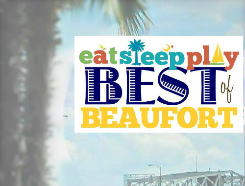 2015 Eat Sleep Play Best of Beaufort Award Winners