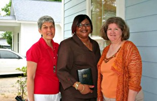 Lowcountry Habitat for Humanity dedicates its 42nd house