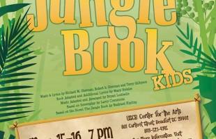 Children's Theatre brings Disney's Jungle Book to USCB stage