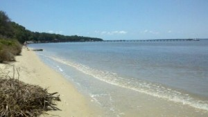 Lands End Beach St Helena Sc