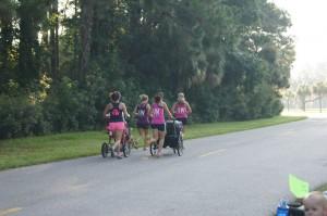Stroller Warriors: Sneakers, service and sisterhood