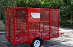 Beaufort-Port Royal Fire Department collects cans for Burned Children's Camp