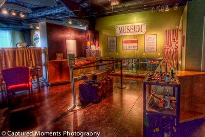 tour the Kazoobie Kazoo Museum