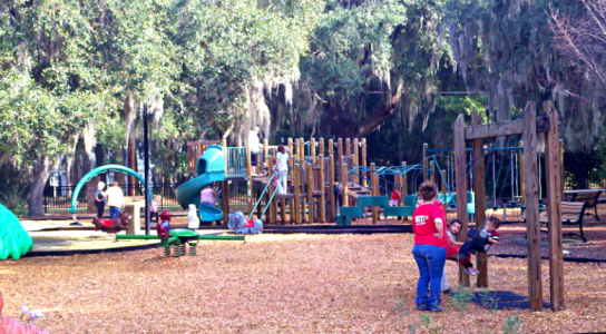 Spend an afternoon in one of Beaufort's scenic parks.