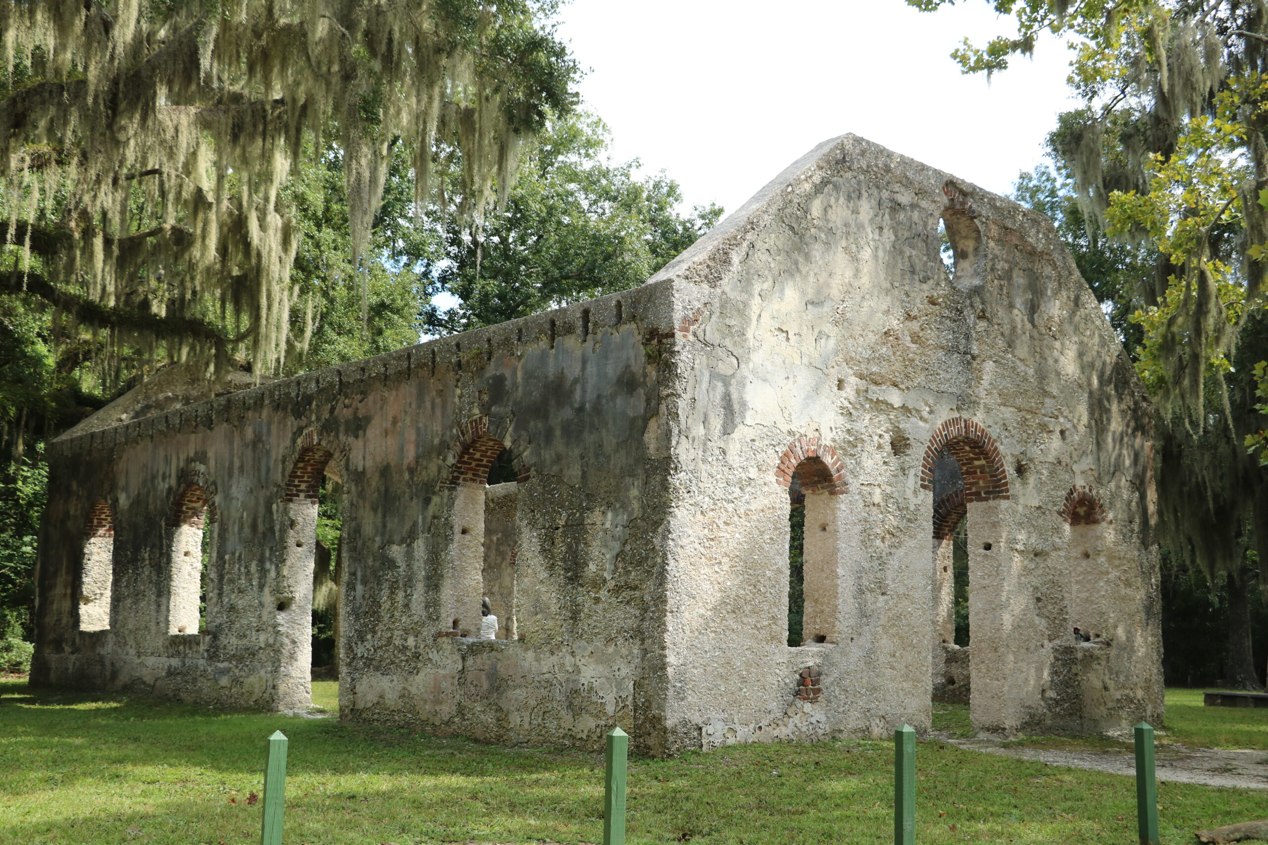 The story of St. Helena Island's Historic Chapel of Ease