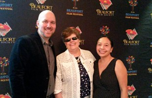 Beaufort Film Society makes big announcements Photo courtesy Ron Tucker
