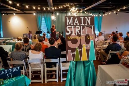 Main Street Beaufort celebrates 30 years. Photo courtesy Main Street Beaufort