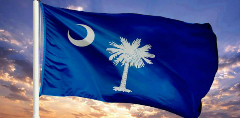 The Palmetto Tree And Crescent Symbols Of Home
