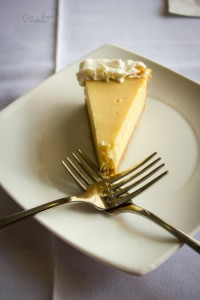 1635 on the Avenue key lime pie. Photo by Lyndsay Cooler