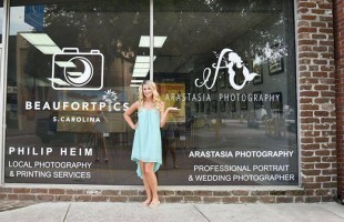 Arastasia Photography studio to open in downtown Beaufort