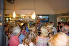 A night of fun with the Beaufort Film Society