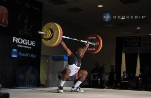 CJ Cummings wins title, sets records at National Championships