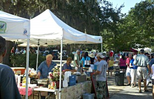 Market Report:  Finds at the Port Royal Farmers Market